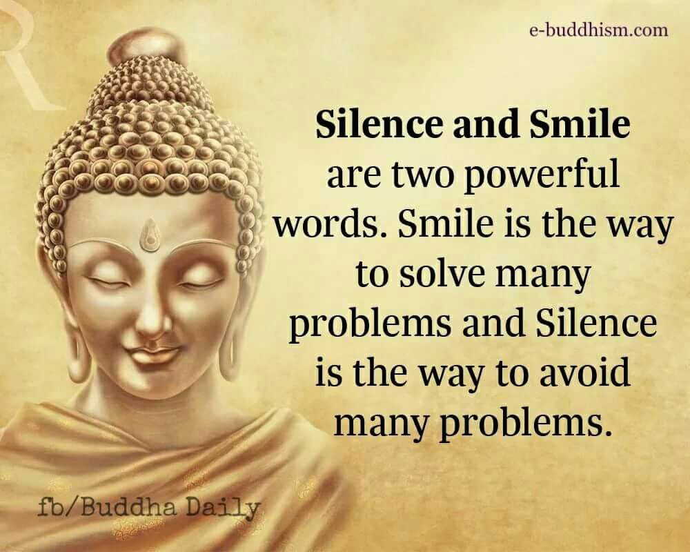 Silence Smile For More Spiritual Resources And Beautiful