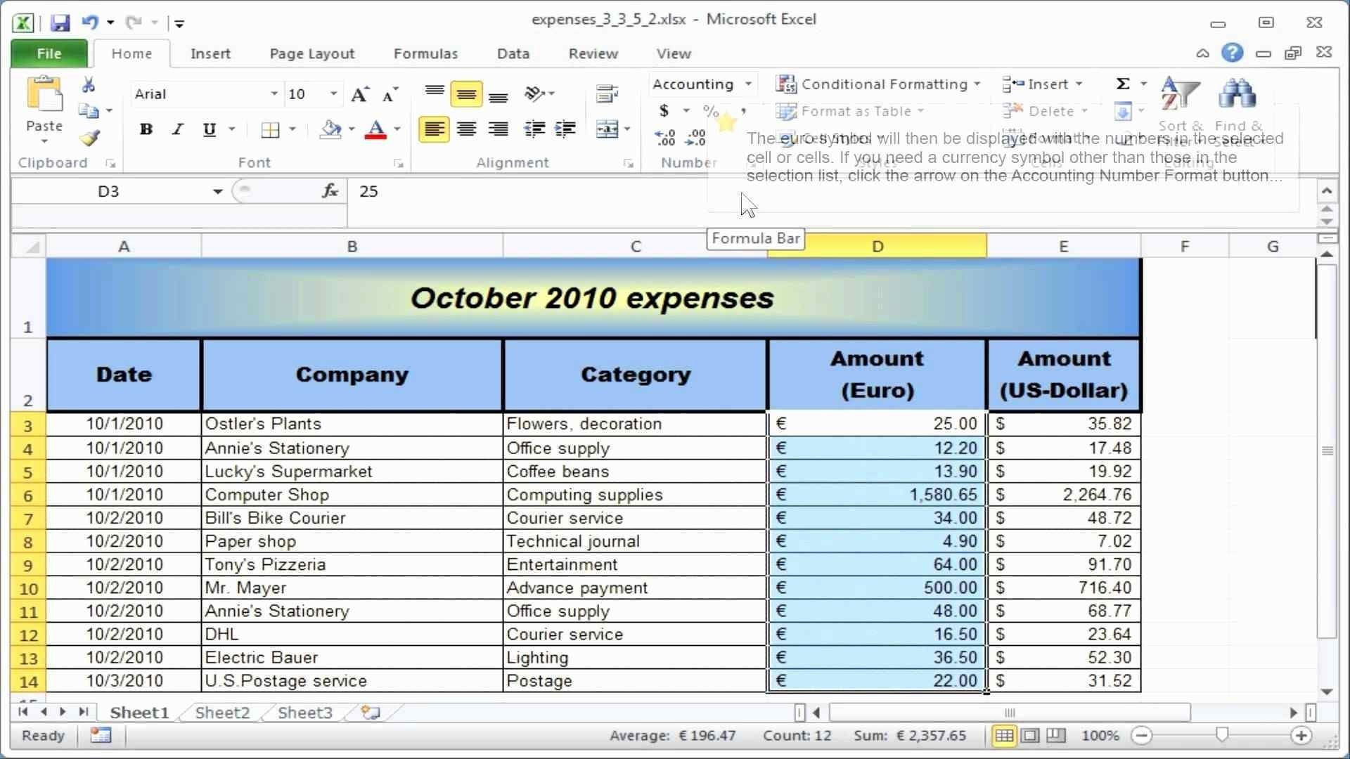 New Excel Cash Flow Template Xlstemplate Xlssample Xls Xlsdata