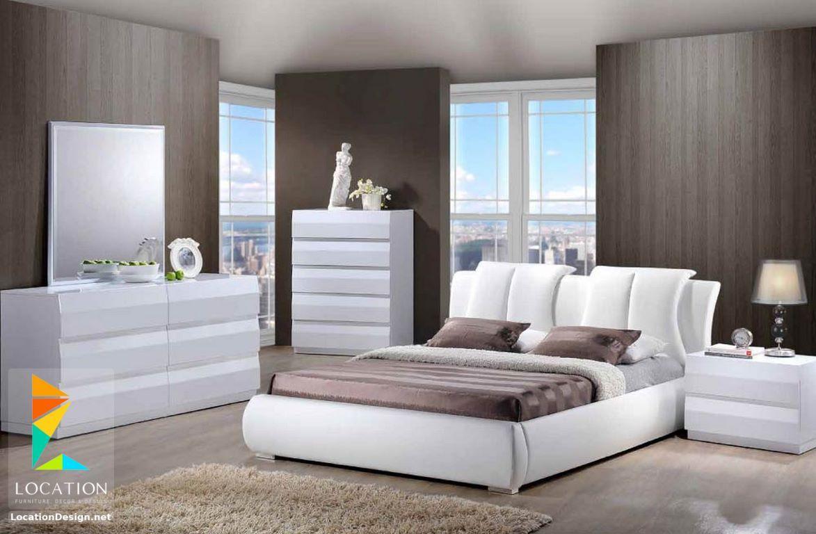 غرف نوم 2018 2019 أحدث موديلات غرف نوم مودرن للعرسان لوكشين ديزين نت Platform Bedroom Sets Platform Bedroom Global Furniture Usa