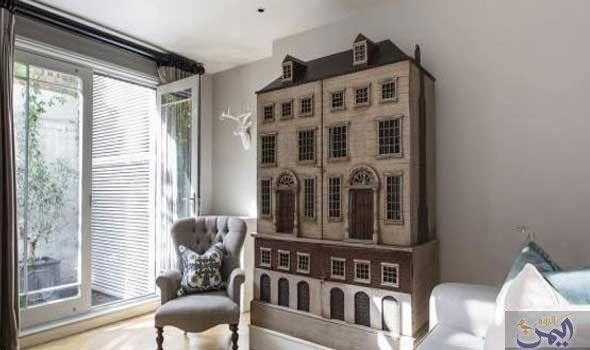 منزل أوفنغتون غاردنز يعتبر من أحلى البيوت في قلب العاصمة البريطانية Windows