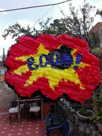 Piñata boom!