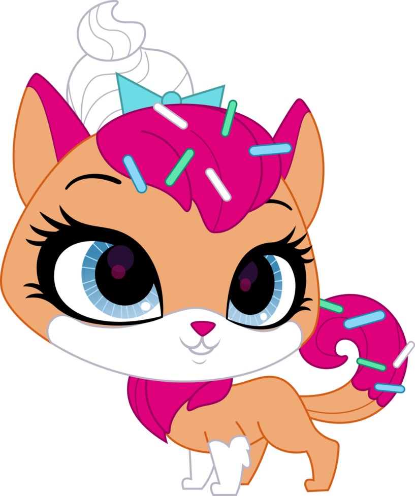 Sweetest Sprinkles Cat Littlest Pet Shop Little Pets Little Pet Shop Pet Shop