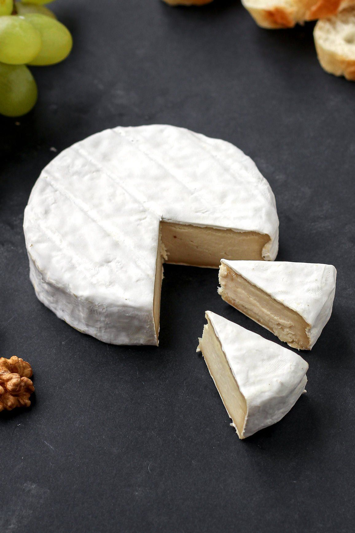 Vegan Aged Camembert Cheese Full Of Plants Recipe Vegan Cheese Recipes Best Vegan Cheese Vegan Recipes