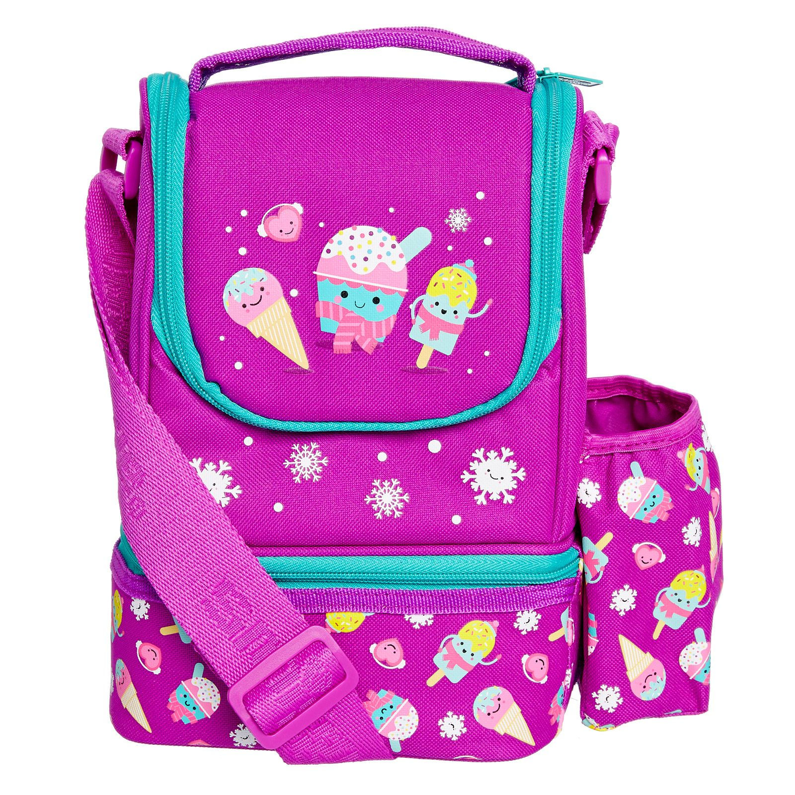 image for yums double decker lunch box from smiggle uk alexas