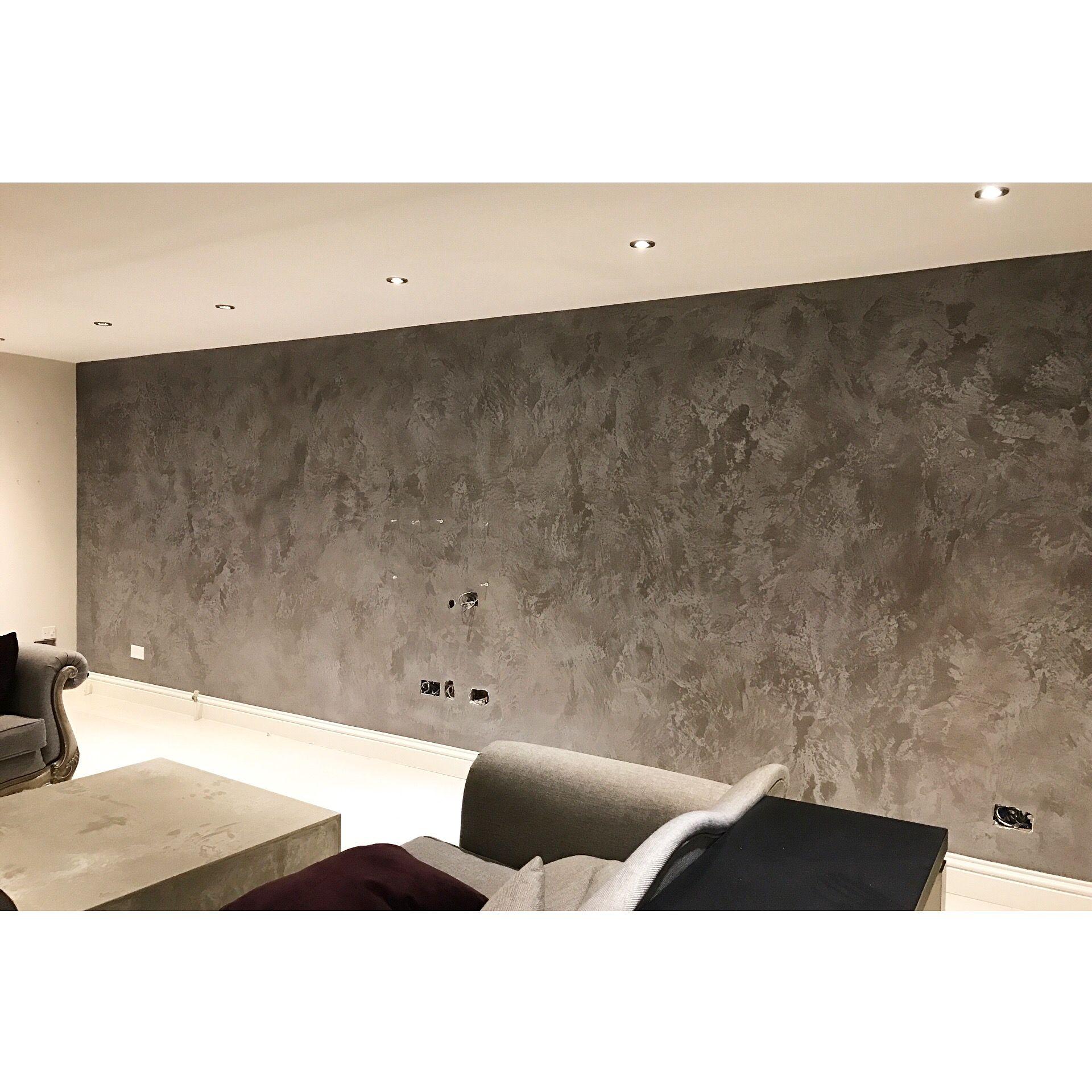 Bespoke Textured Polished Plaster Polished Plaster Venetian Plaster Walls Concrete Walls Interior