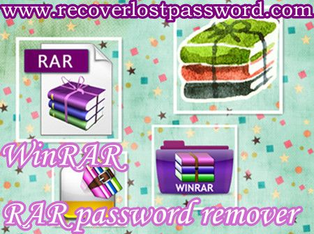 remove password from encrypted rar file