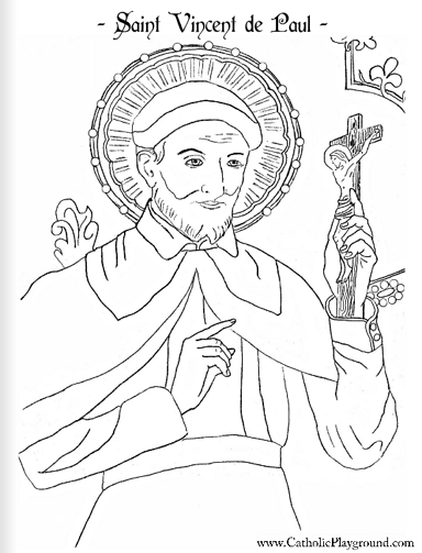 Print out various coloring pages and have the 1st-4th