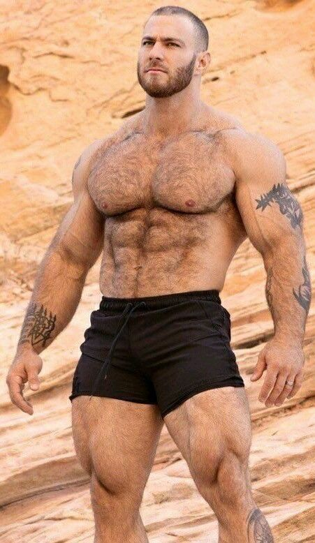 Ryan Watson | Bodybuilders men, Muscle men, Men looks