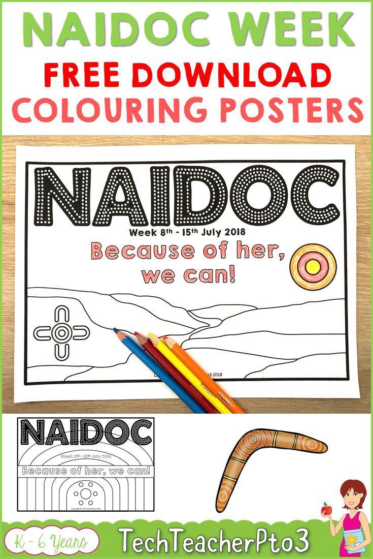 NAIDOC Week 2018 has a wonderful theme this year of \