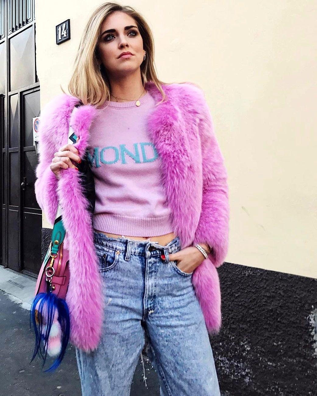 Chiara Ferragni | Stil | Pinterest | Invierno, Abrigos y Ropa
