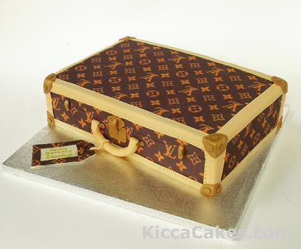 Suitcase louis vintage vuitton