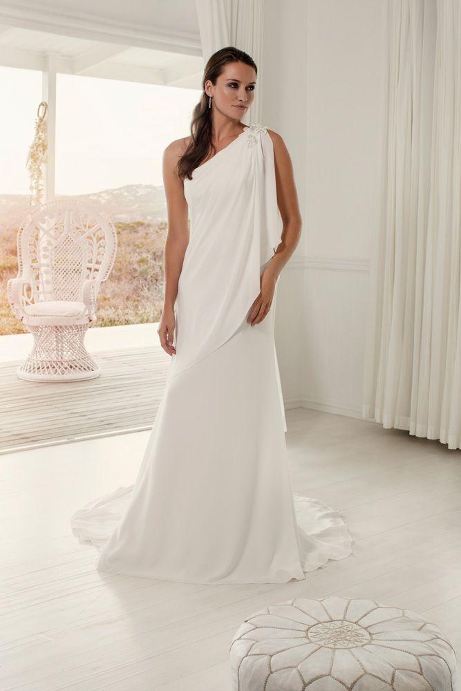 Brautkleid Cannes aus der Marylise Brautmoden Kollektion 2015 ...