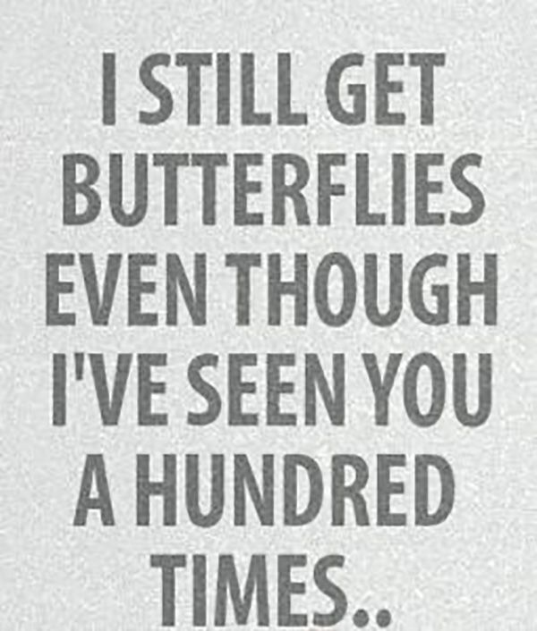 You Give Me Butterflies Quotes And Sayings 50362 Usbdata