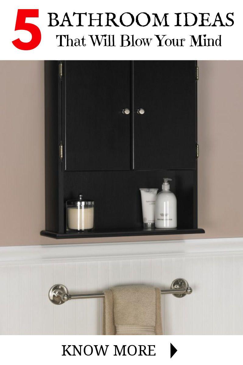 38++ Wall hung bathroom cabinet black model