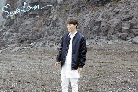 [스타캐스트] 세븐틴 1ST ALBUM [FIRST 'LOVE&LETTER'] 자켓 촬영 비하인드 현장 :: 네이버 TV연예