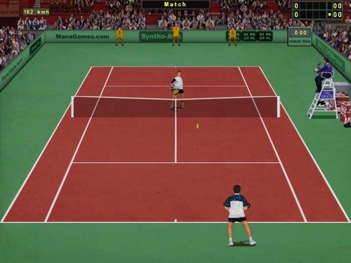 Tennis 1984 Video Game Online