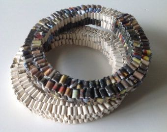 sculptural paper jewelry - Google Search