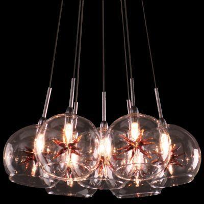Starburst Multi Light Pendant Multi Light Pendant Hanging Light Lamp Et2