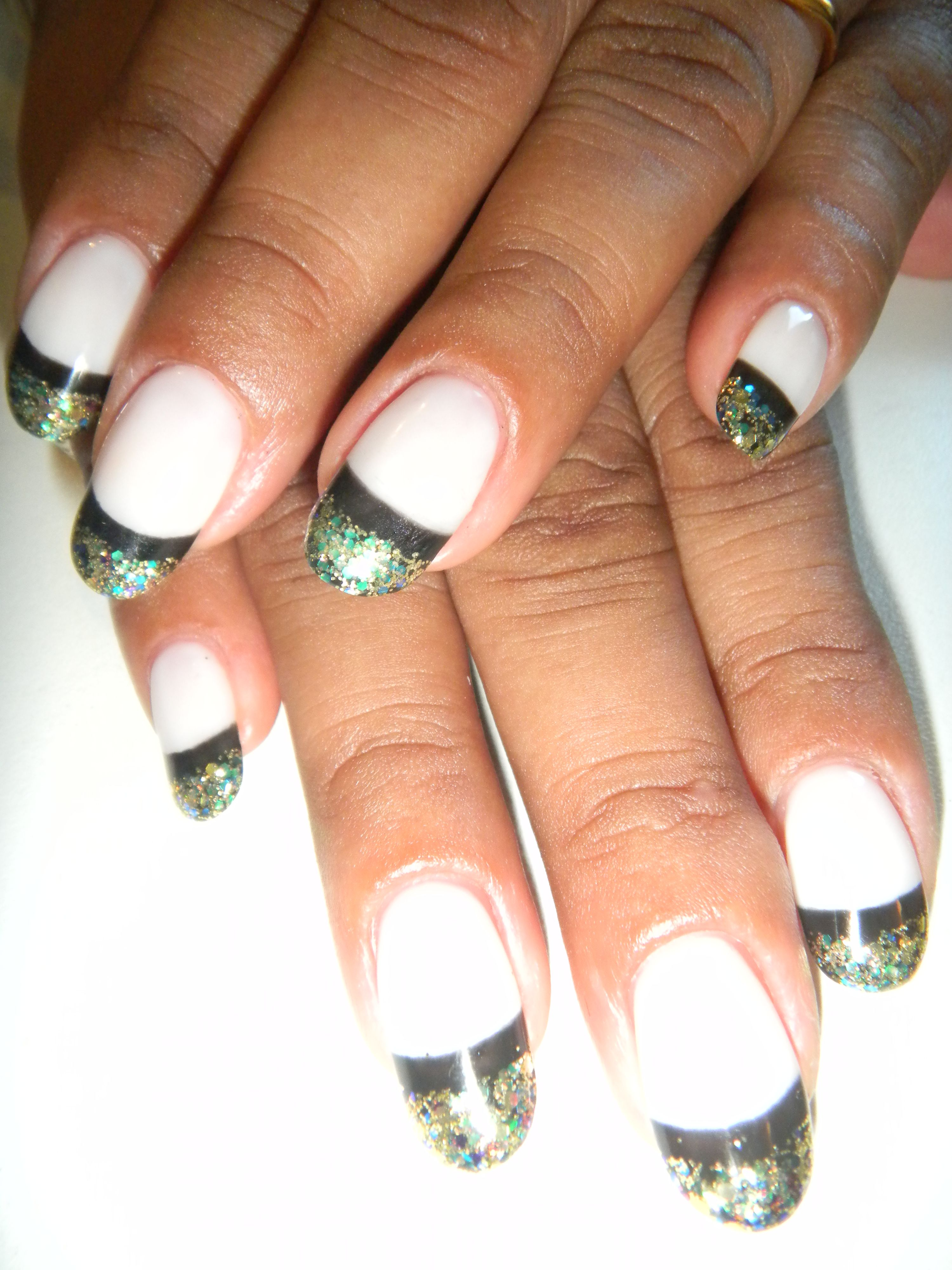 bio sculpture gel nails use a soft white 66 blanc as. Black Bedroom Furniture Sets. Home Design Ideas