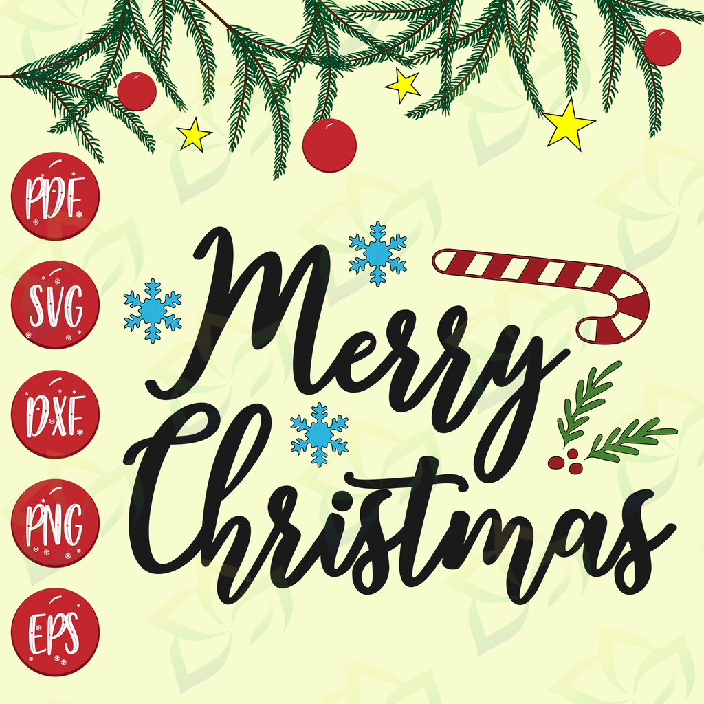 Merry Christmas Svg Christmas Svg Christmas Merry Xmas Christmas Party Christmas Gift Svg Svg Files For Silhouette Files For Cricut Svg Dxf Eps Png Christmas Svg Christmas Svg Files Merry Xmas