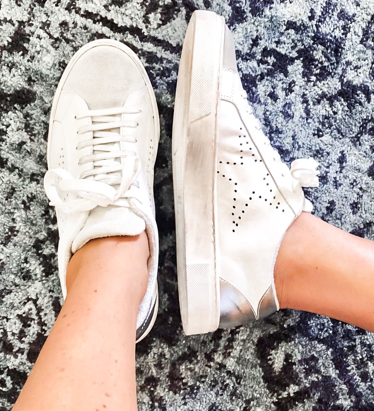 Steve Madden - Rezza Sneakers - White