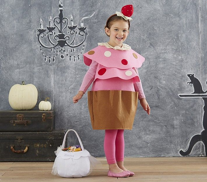 Pottery Barn Kids Cupcake Costume (With images) Pottery