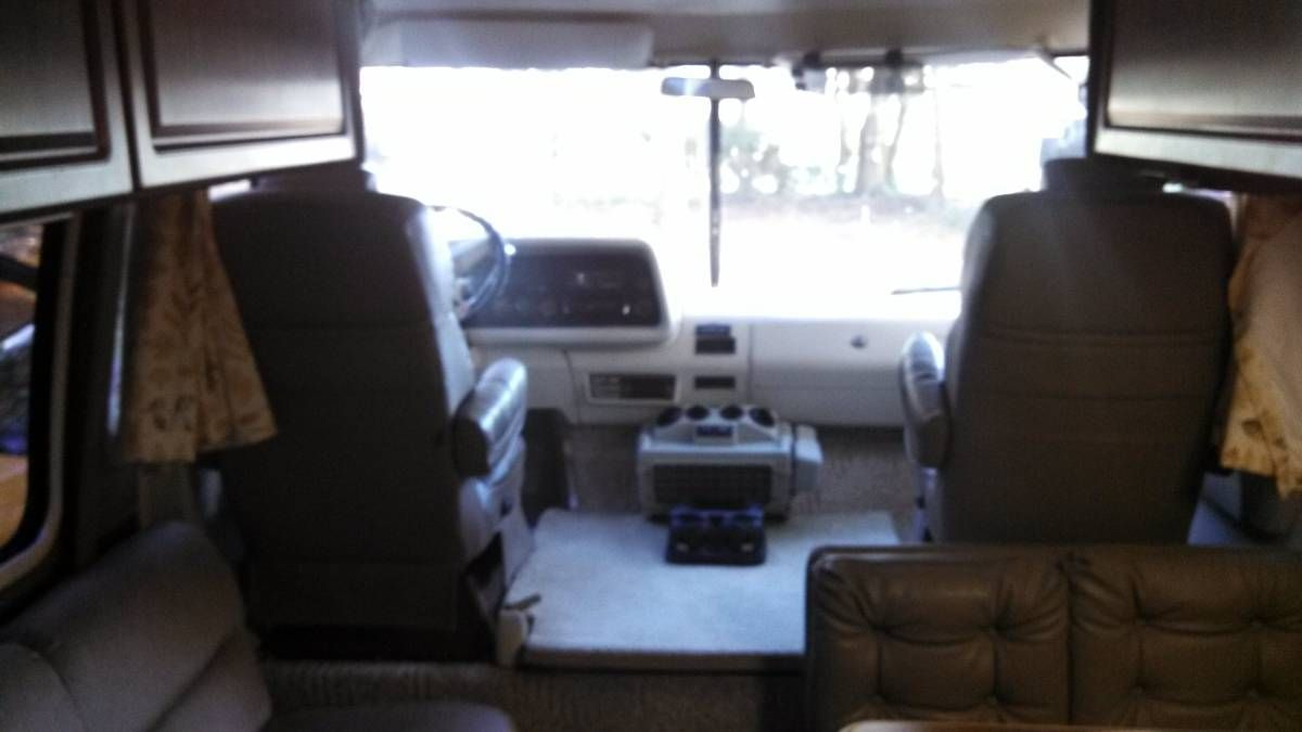 Vintage Class A RV Classifieds in United States and Canada