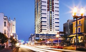Groupon Stay At Wyndham Skyline Tower In Atlantic City Nj With Dates Into