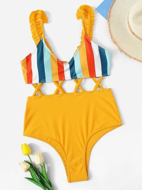 Bikini, Swimwear