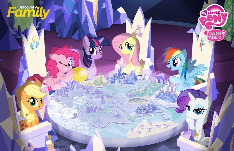 my little pony season 3 1080p  trailer