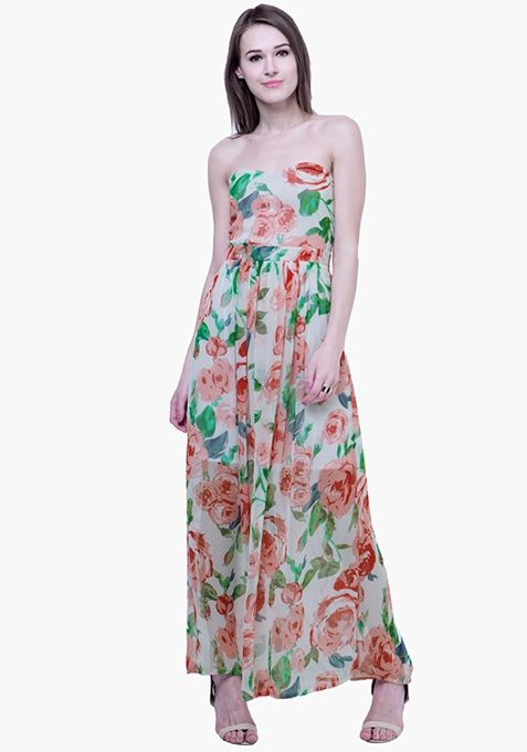 Get Maxi Dresses Online in India - Faballey   Fashion and Lifestyle ...