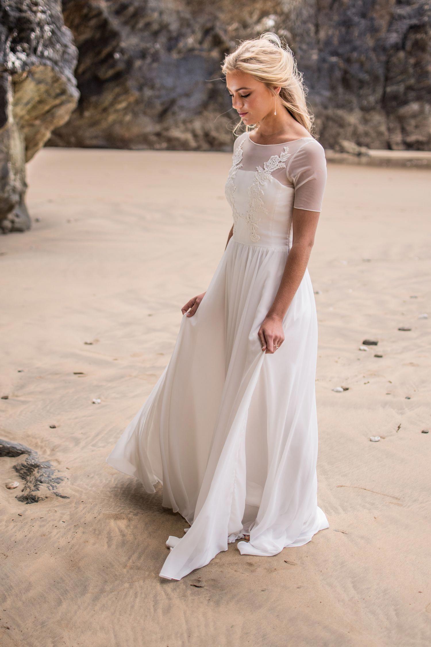 Pin on simple wedding dress