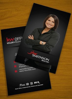 Keller williams business card templates google search real keller williams business card templates google search reheart Image collections