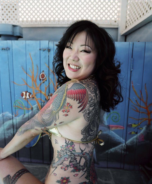 from Juelz margaret cho gay