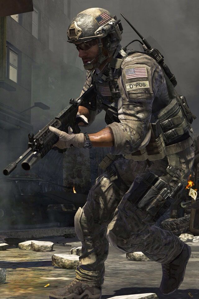 Sandman In Mw3 Call Of Duty Pinterest Call Of Duty Games And