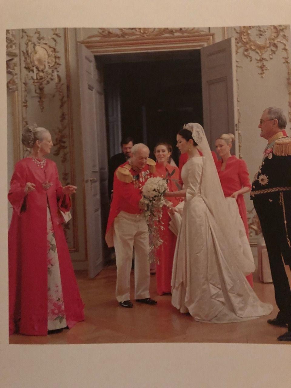 Danish Royal Family Royal Wedding Gowns Royal Brides Danish Royal Family [ jpg ]