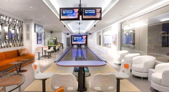 Build A Home Bowling Alley