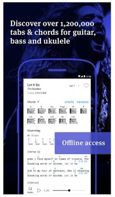 Ultimate Guitar Tabs Apk For Android – Mod Apk Free Download