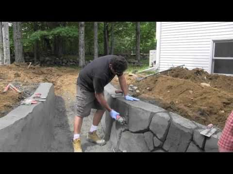 landscape training trailer stonemakers system youtube gartenumrand pinterest. Black Bedroom Furniture Sets. Home Design Ideas