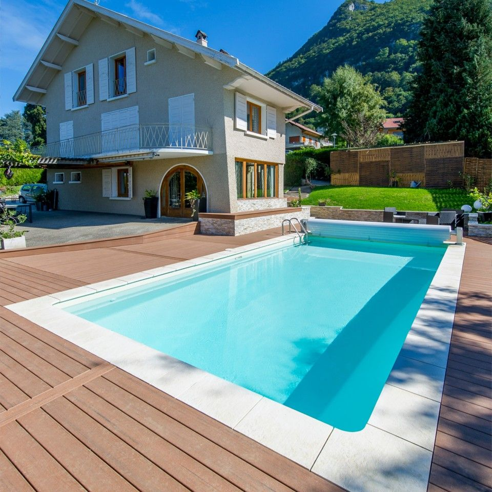 Terrassendiele UPM ProFi Classic Deck Lifecycle Walnut
