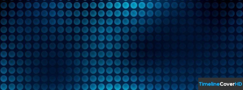 Abstract Blue Circle Pattern Facebook Cover Timeline Banner For Fb14 Facebook Cover