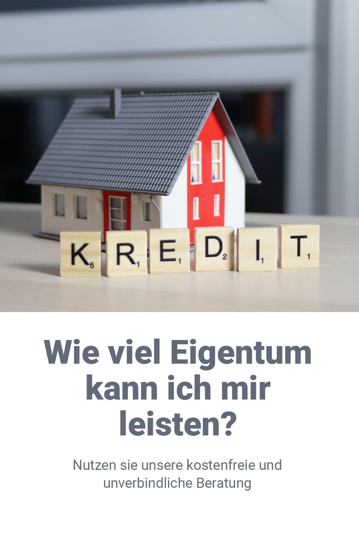 Immobilienfinanzierung mit Kredit.de Jetzt online