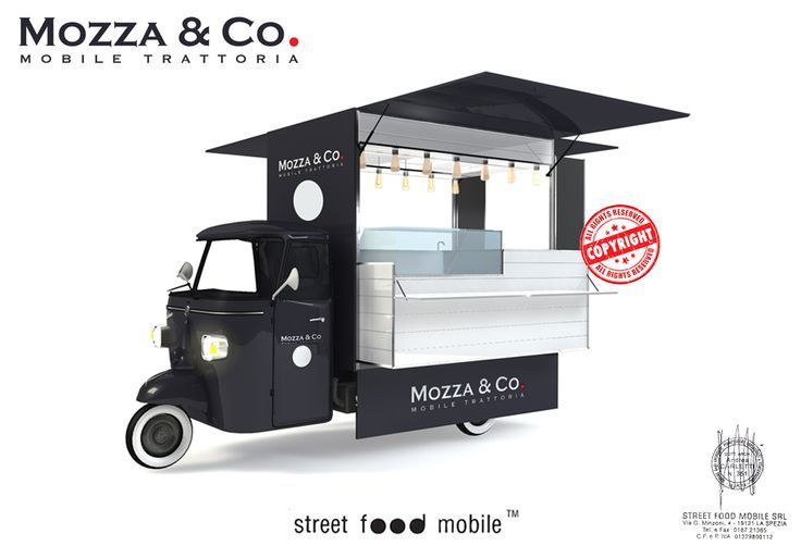 Mozza Co Food Truck