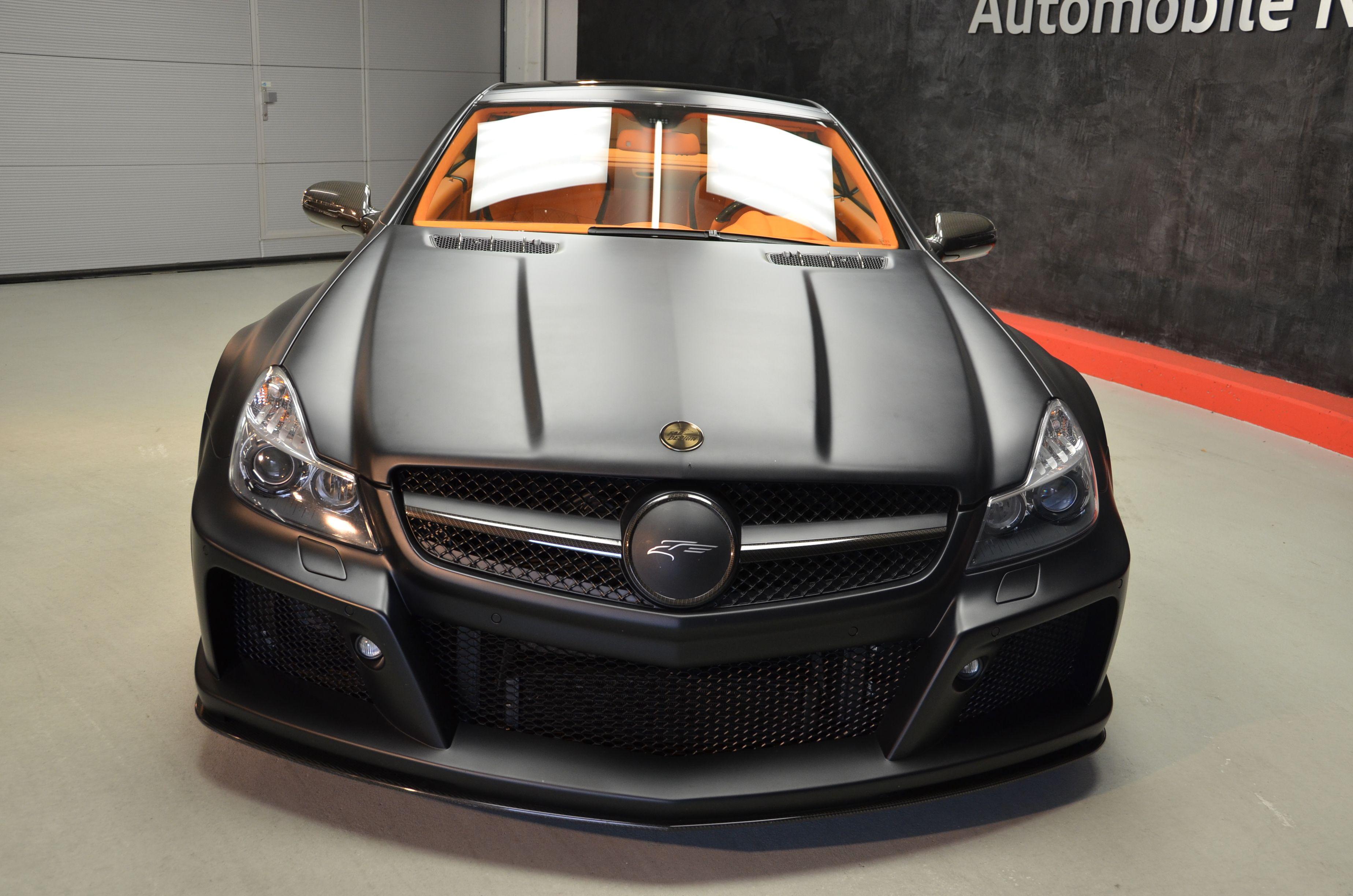 Mercedes sl r230 sr66 suhorovsky design das automobil pinterest wide body kits mercedes benz and cars