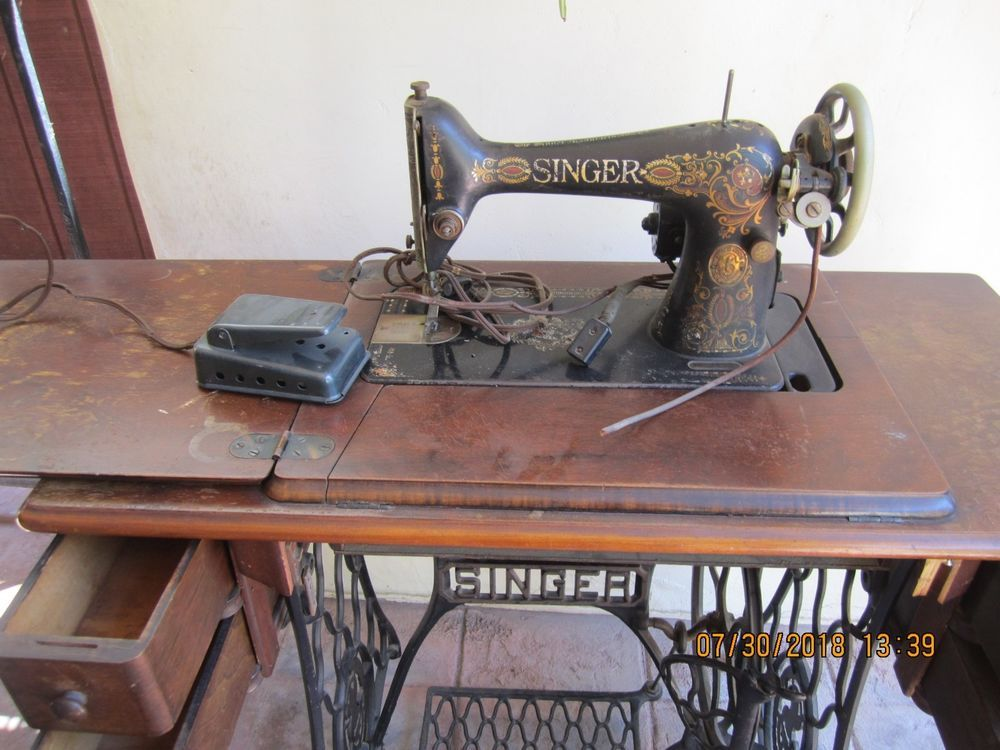 Antique 40 Singer Sewing Machine 40 Reduced To Sell Antiques Stunning 1910 Singer Sewing Machine For Sale
