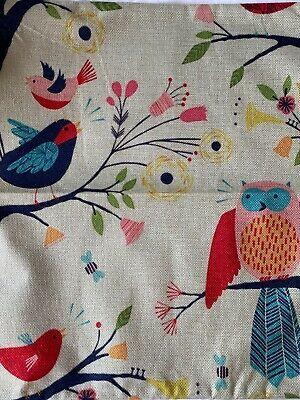 Birds and OWL Toss throw pillow cover  #fashion #home #garden #homedcor #pillows (ebay link)