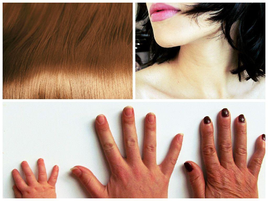 Benefits Your Hair, Skin, and Nails Hair skin nails