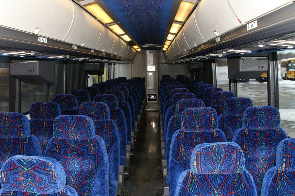 9 Things to Know Before Traveling by Motor Coach Bus | On ...