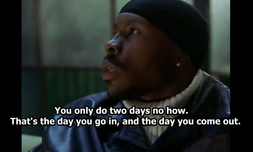 Pin by The Wire Quotes on The Wire Quotes | The wire hbo ...