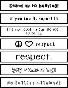 Anti Bullying Bracelets For Kids With